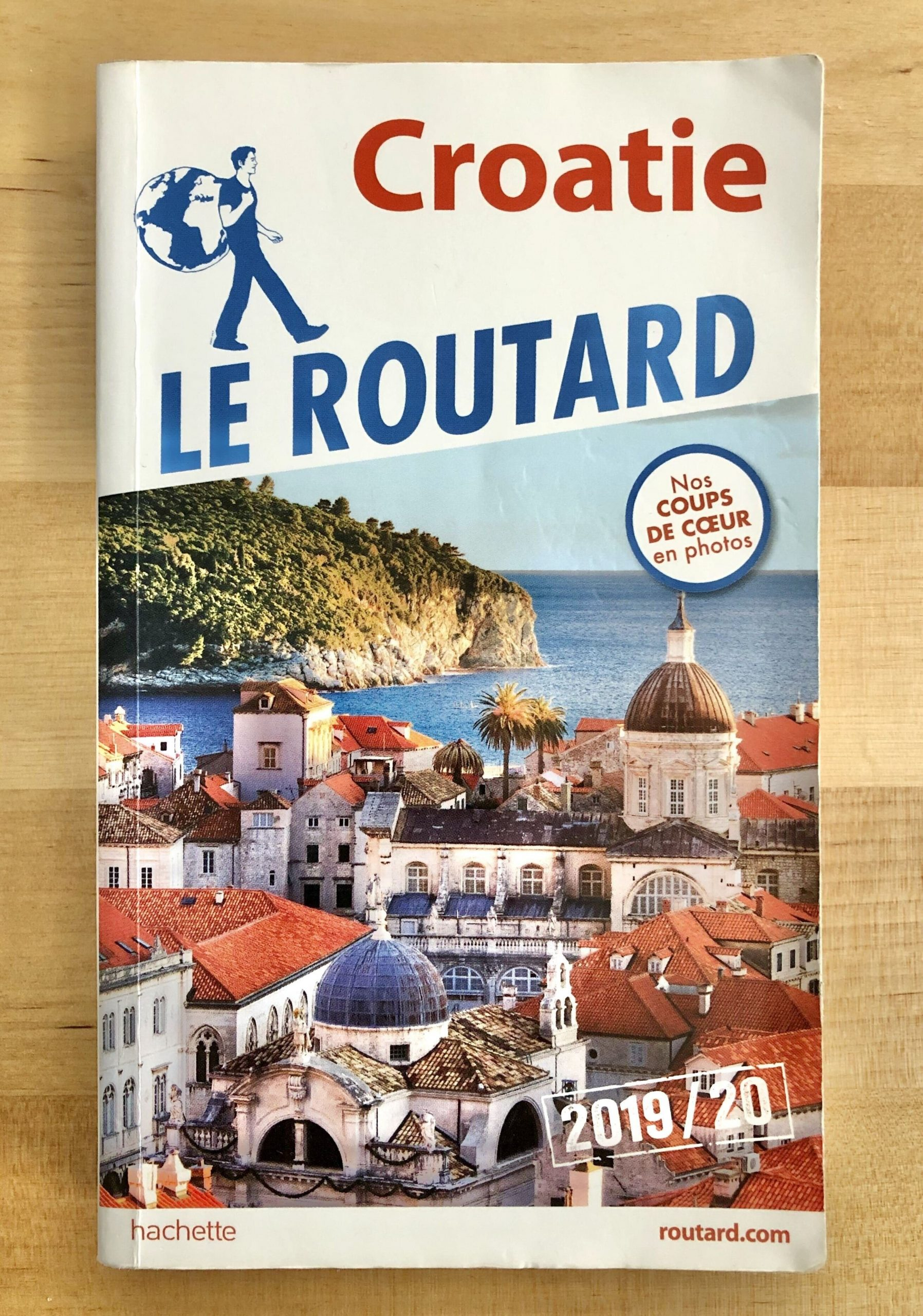 guide du routard Croatie